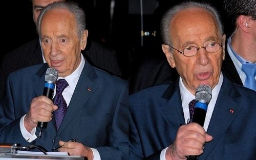 Shimon Pérès